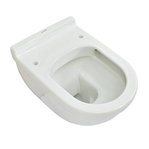 Duravit Starck 3 WC Klo Set spülrandlos inkl. WC Sitz mit Absenkautomatik -