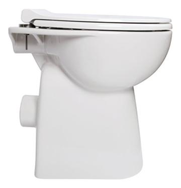 stand wc set  cm spuelrandlos erhoehtes wc inklusive