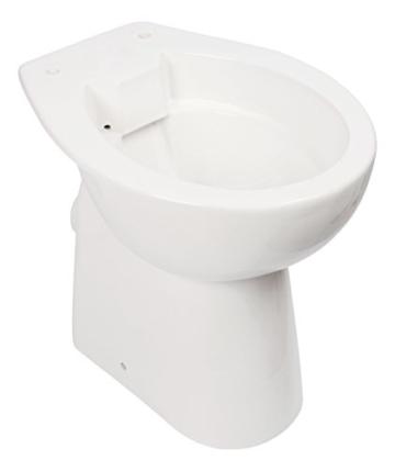 Stand Wc Set 7 Cm Spulrandlos Erhohtes Wc Inklusive Wc Sitz